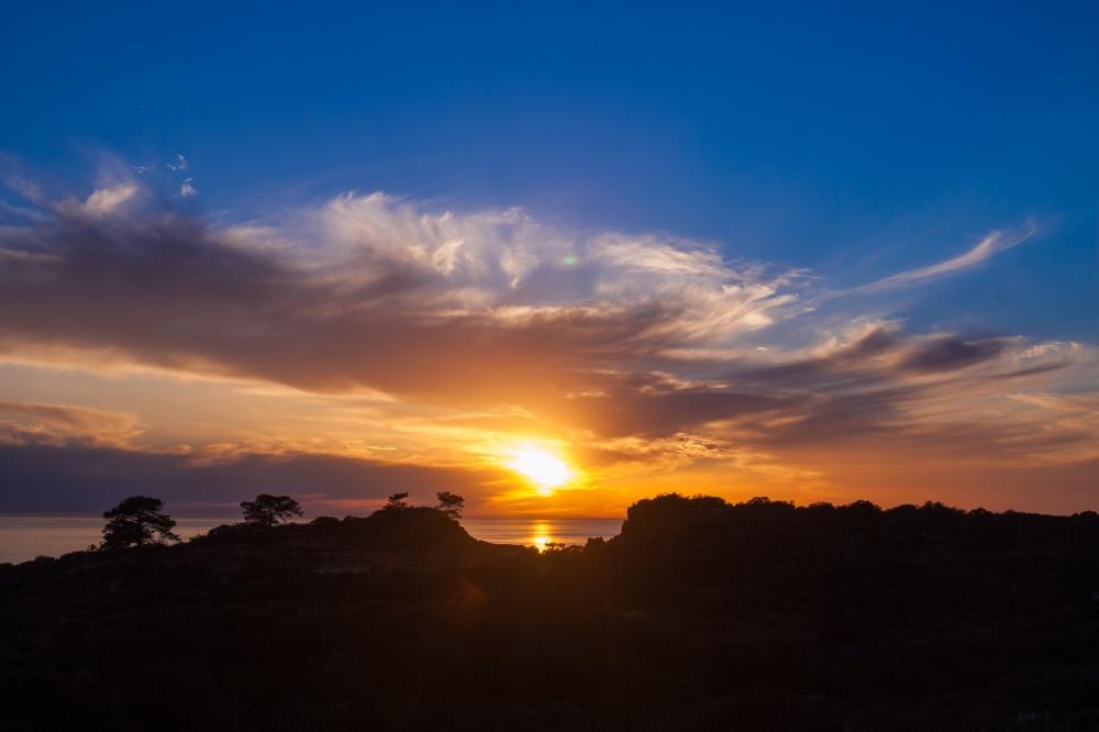 Broken Hills view