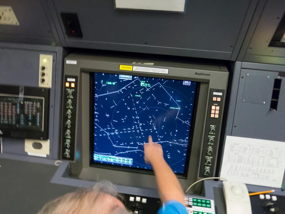 Controller monitor