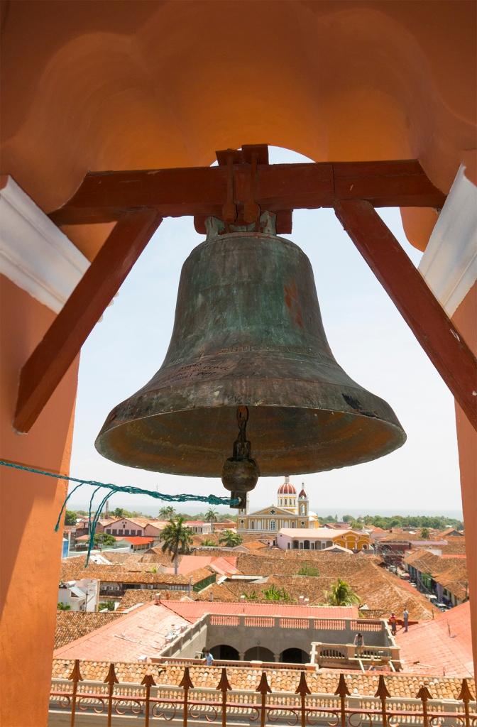 Granada belltower
