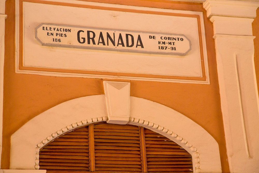 Granada train station