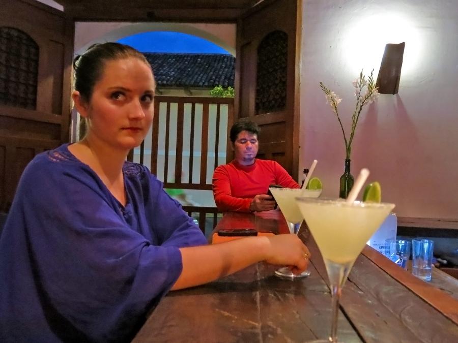 Gracias José Luis.  Deliciosa Margarita