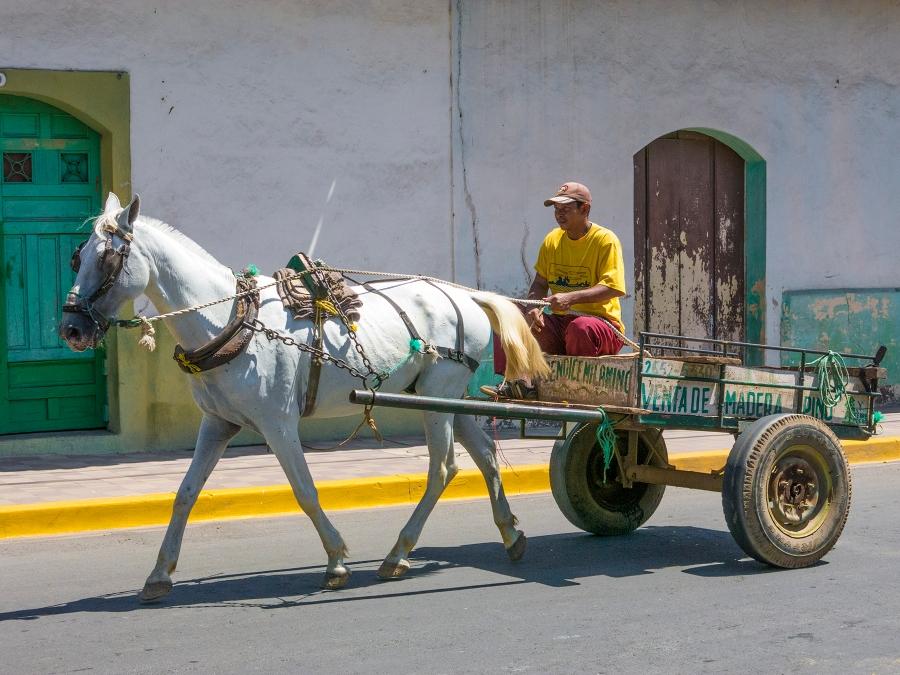 One horsepower truck
