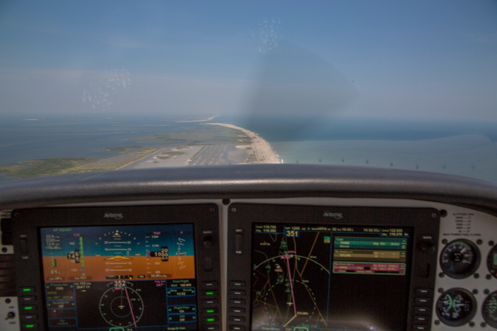 Cruising the Outer Banks to Kitty Hawk