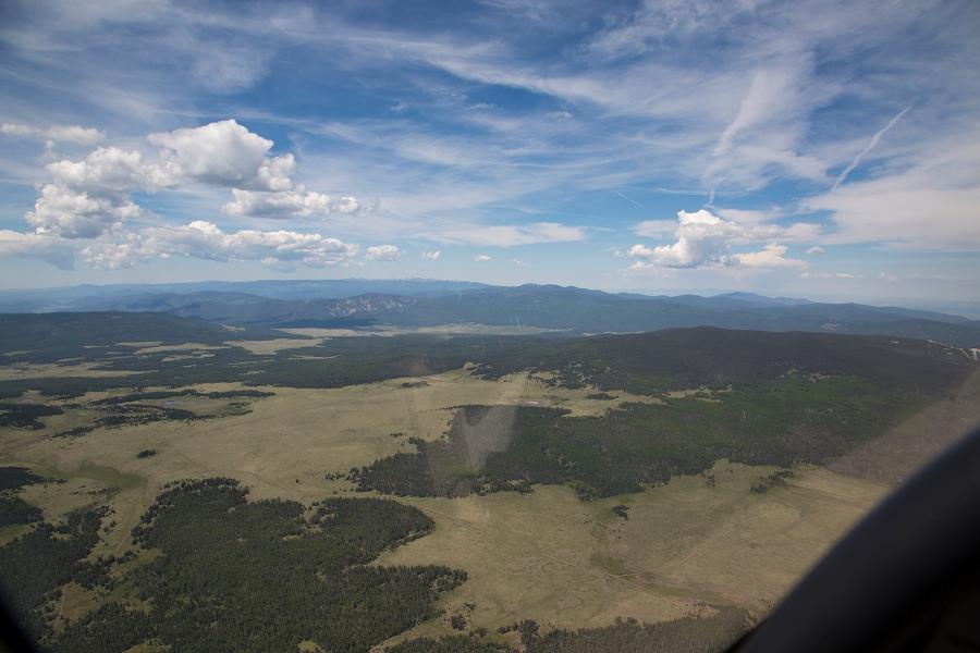 Inbound to Taos
