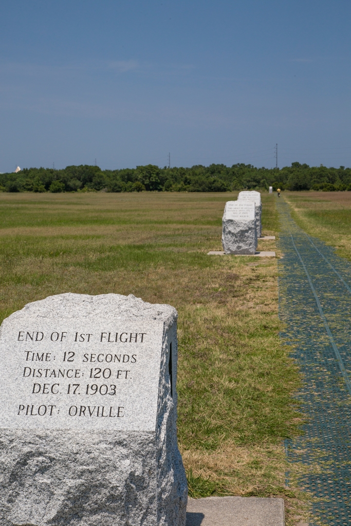 Powered flight markers
