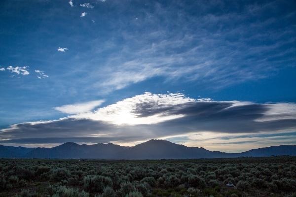 Taos morning