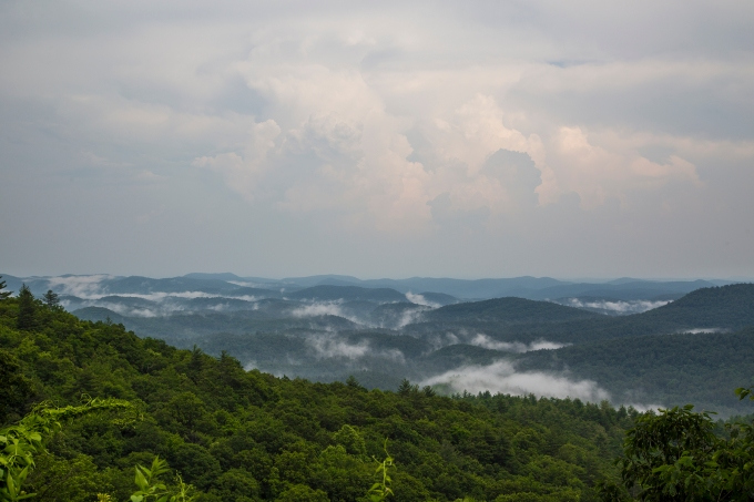 They're called the Smokies, after all