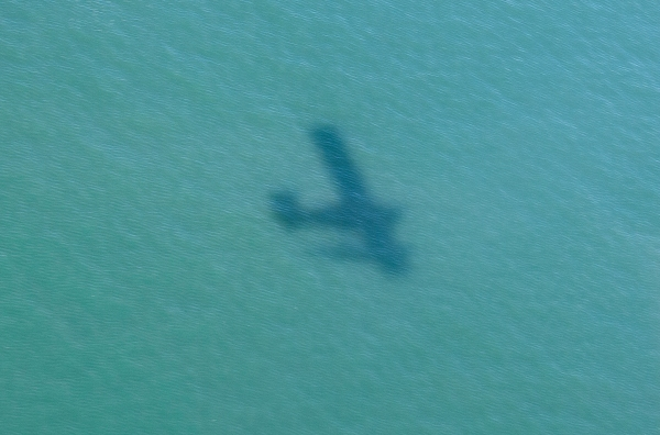 Floatplane TCAS.  Only one shadow is a good thing.