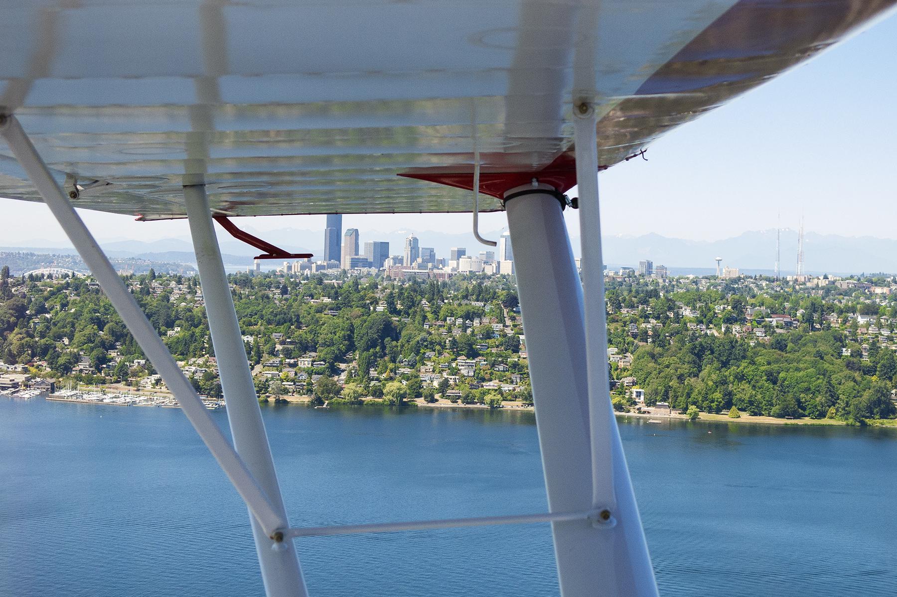 Seattle strut view