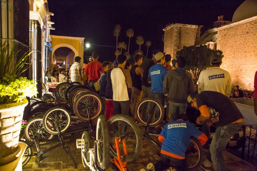 Biker youth