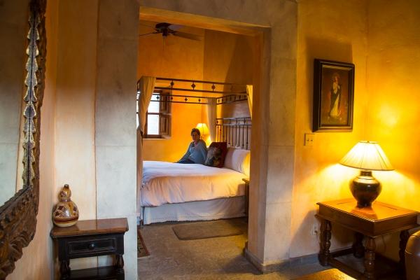 San Bernardo habitación