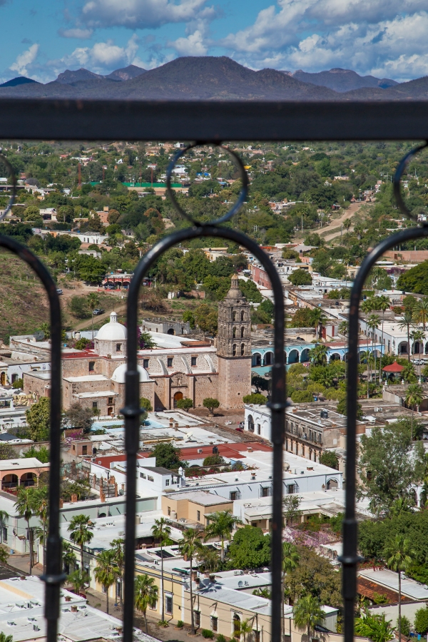 Iglesia from the Mirador