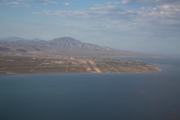 Loreto runway 34