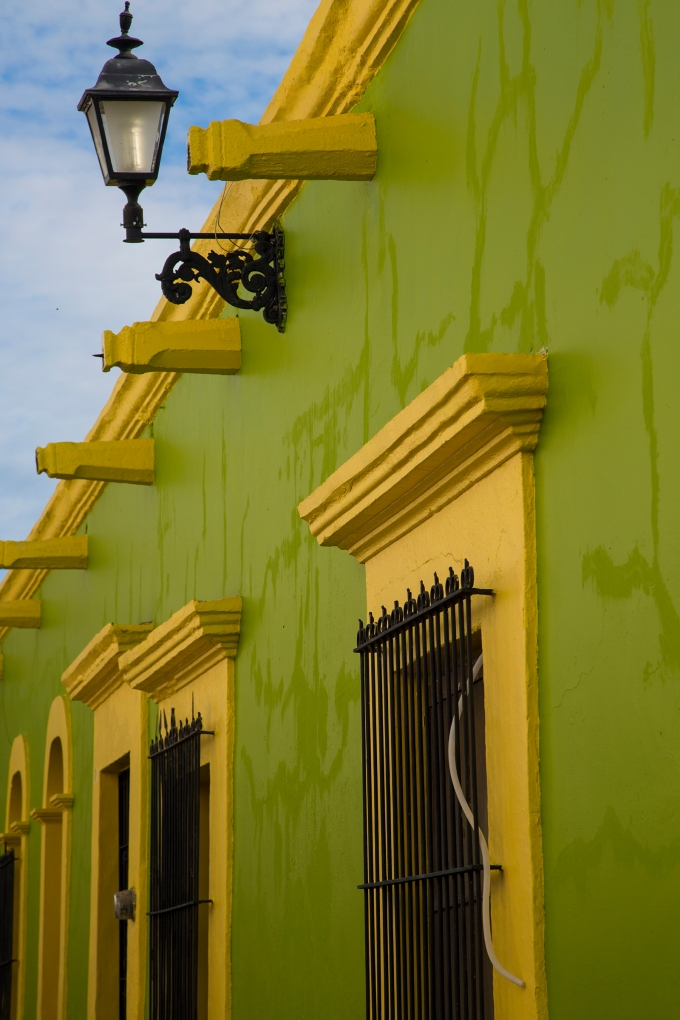 Mexico is unafraid of color