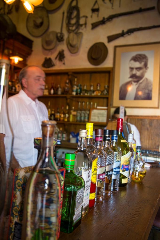 The professor, teaching Tequila 101