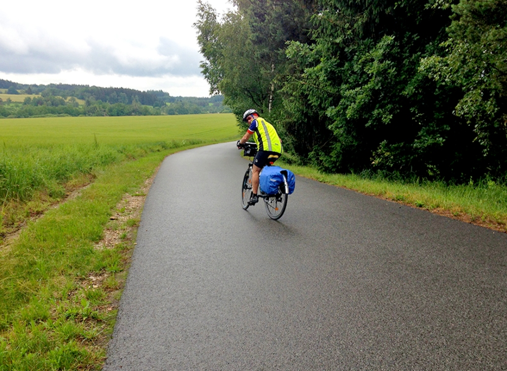 72, and still pedaling