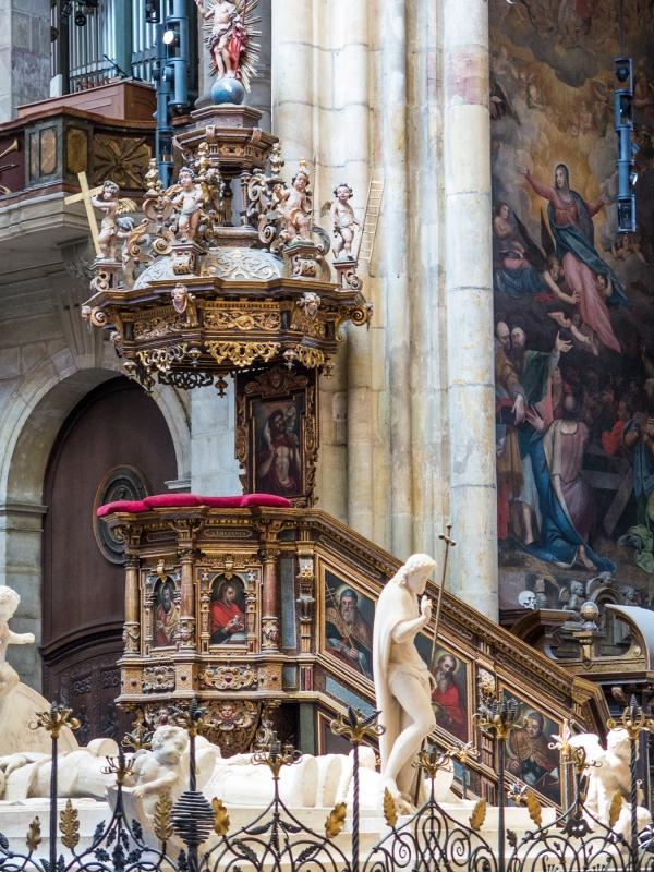 St. Vitus Bully Pulpit