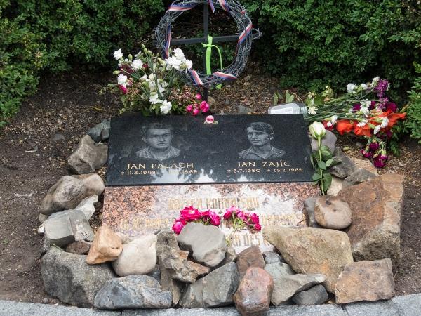 Fiery martyrs to Czech freedom