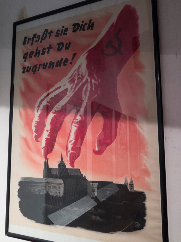 German and Communist sleight of hand