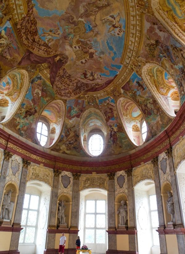 Hall of the Ancestors, Mikulov chateau