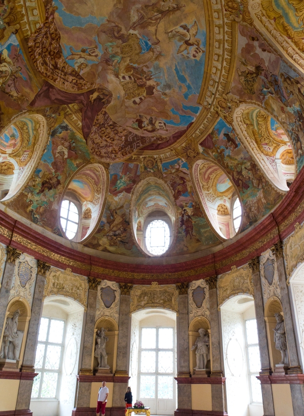Hall of the Ancestors, Mikulov chateau