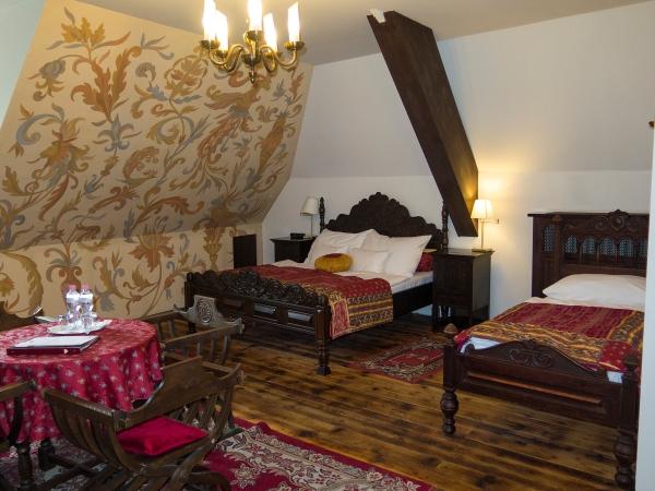 Hotel Ruze room