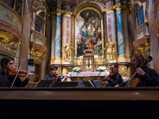 St. Ana Kirche Quartet