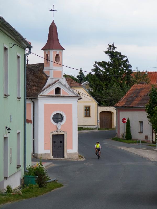 On toward Vranov and Dyji