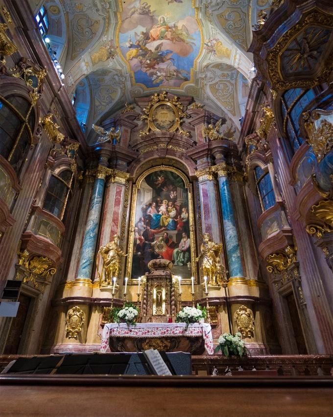 St. Ana Kirche, Wien