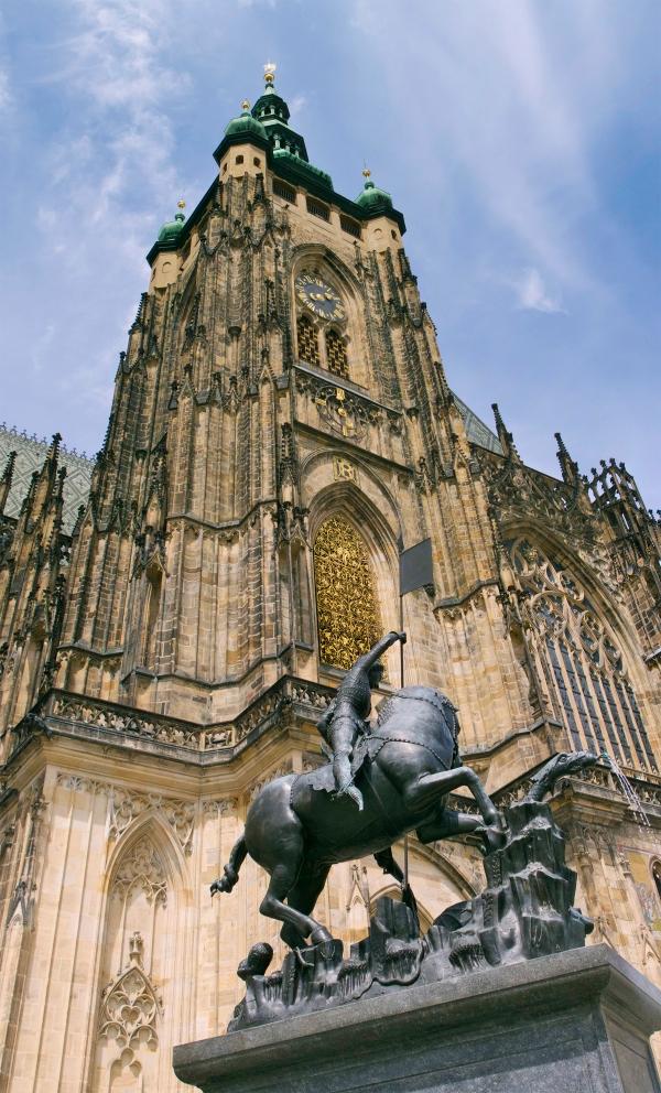 St. Vitus spire