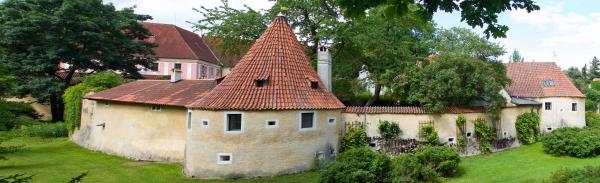 Trebon Chateau