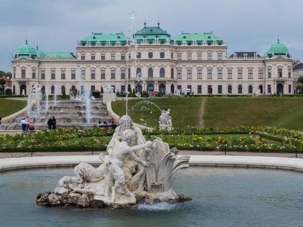 Upper Belvedere, Vienna