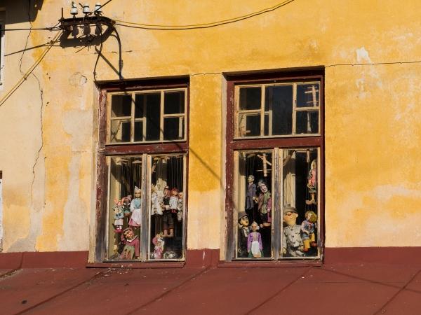 Vranov marionettes