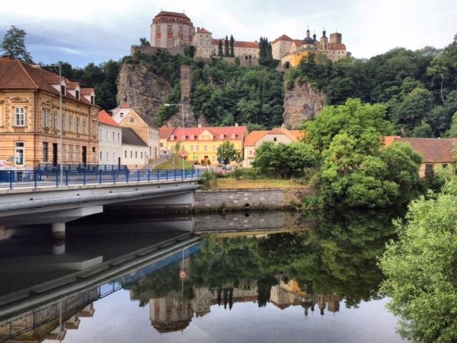Vranov morning reflection