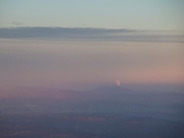 A Torro Peak moon