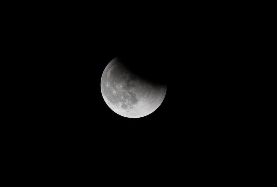 Lesser eclipse