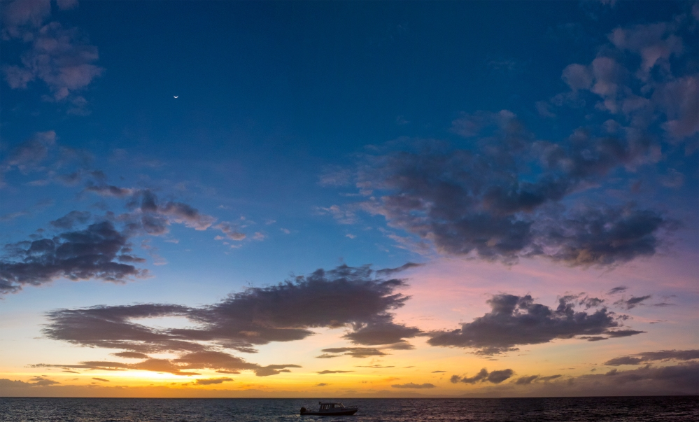 Taveuni twilight