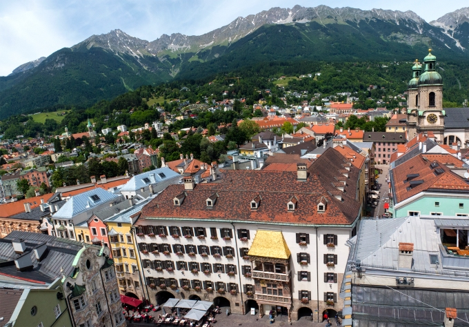 Innsbruck tower