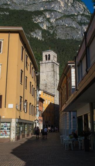 Morning Riva del Garda