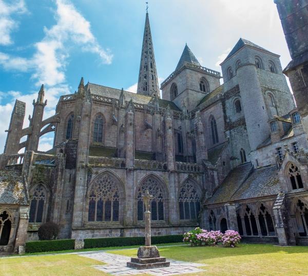 Tréguier cathedral copy