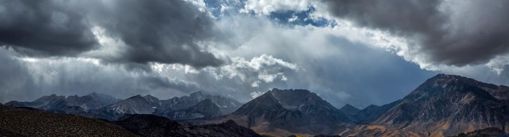 Stormy Sierras 2