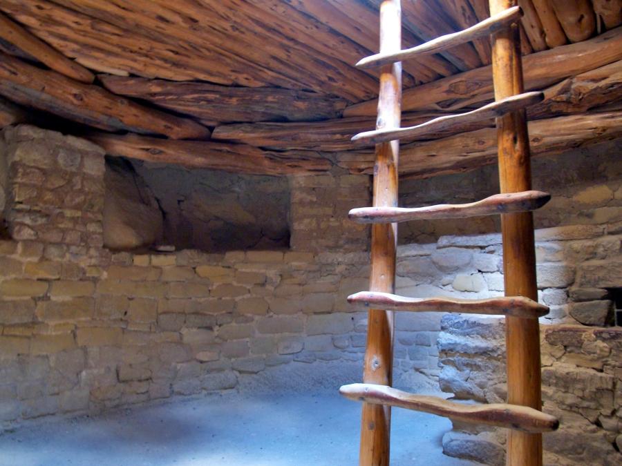 Anasazi room